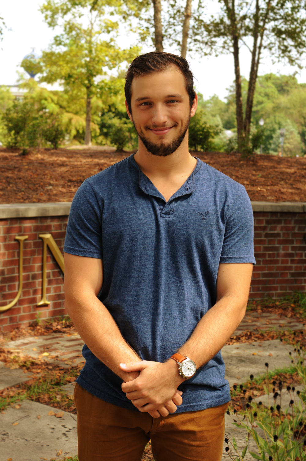 "Shawn is a senior at UNC Wilmington working towards a degree in both Marketing and Communication Studies. After graduation, he would like to work at a marketing firm or a brand consulting firm, but hopes to one day start a business of his own. He loves watching movies, playing sports, and hanging out with his dog, Airlie. Find Shawn on LinkedIn ""A mind needs books as a sword needs a whetstone if it is to keep its edge.""   -Tyrion Lannister"