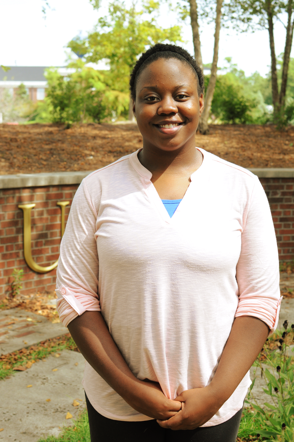 "Shanine is a Communication Studies senior at UNCW with a concentration in digital and field video production. Since she was 6, Shanine has always wanted to work in film. Being a part of the COM Department at UNCW has allowed her to explore the options that film and television have to offer. After graduation, Shanine plans to continue to continue her work as a production technician. She eventually wants to own her own production company. ""These are the moments that make life worth living.""   -Madeline Ashton, Death Becomes Her"