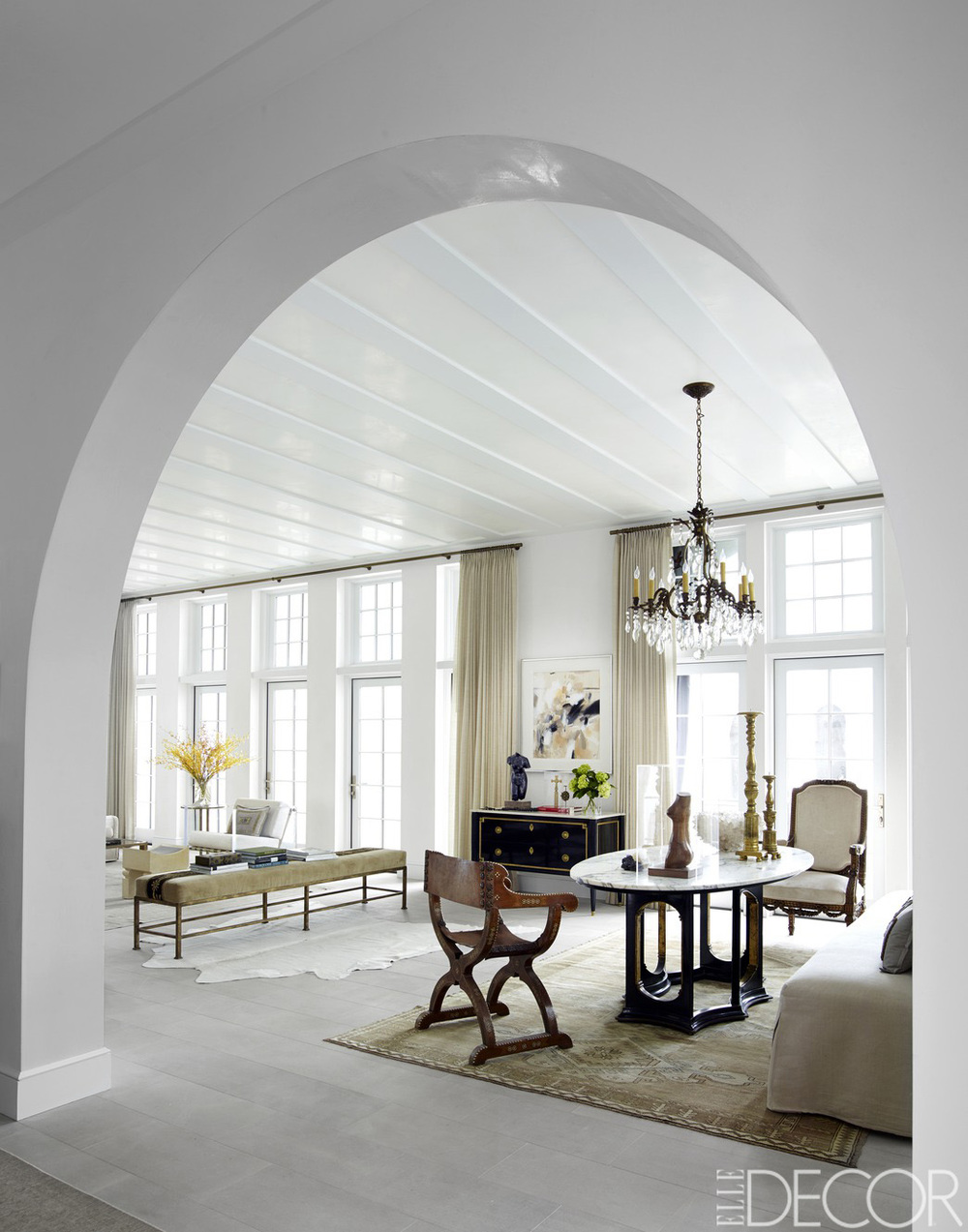 Elle Decor: A Florida Home with Gorgeous Exotic Touches — Carol Hu