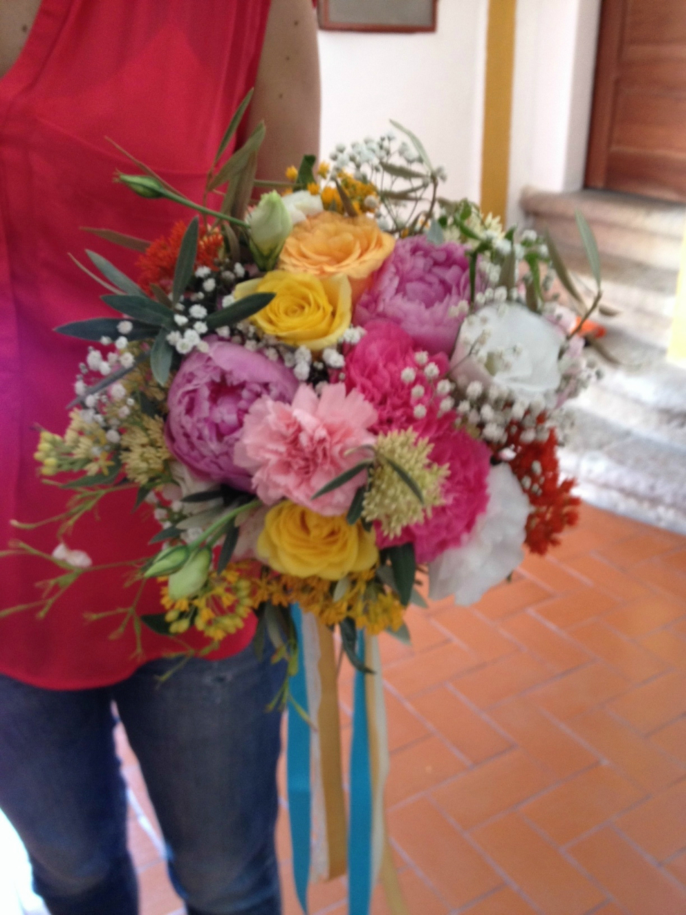 imagem e bouquet Design Events
