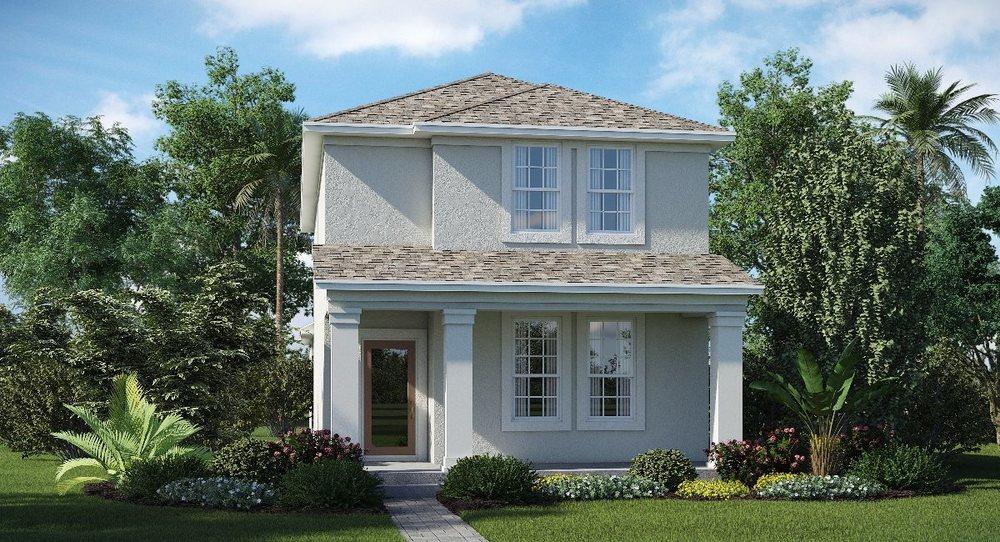 """Modelo """"Lexington"""" - $259,990 - 3 dormitórios, 2,5 banheiros, 184m2"""