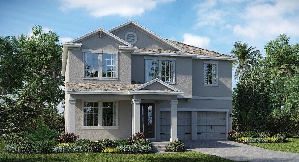 "Modelo ""Provincetown II"" - $365,990 - 4 dormitórios, 2,5 banheiros, 1 lavabo, 278m2"