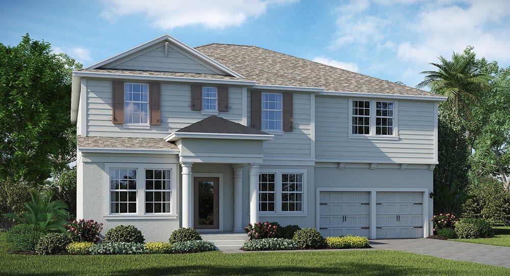"""Modelo """"Bloomfield"""" - $395,990 - 5 dormitórios, 4 banheiros, e 352m2."""