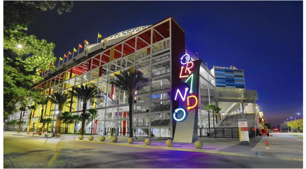 Estádio Camping World em Orlando - photo credit: OrlandoSentinel.com
