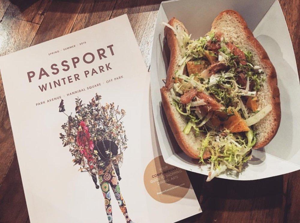 Restaurante Swine and Sons em Winter Park