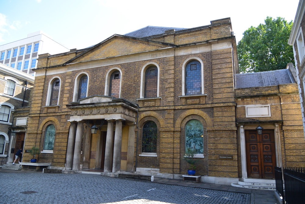 City Road Chapel, London