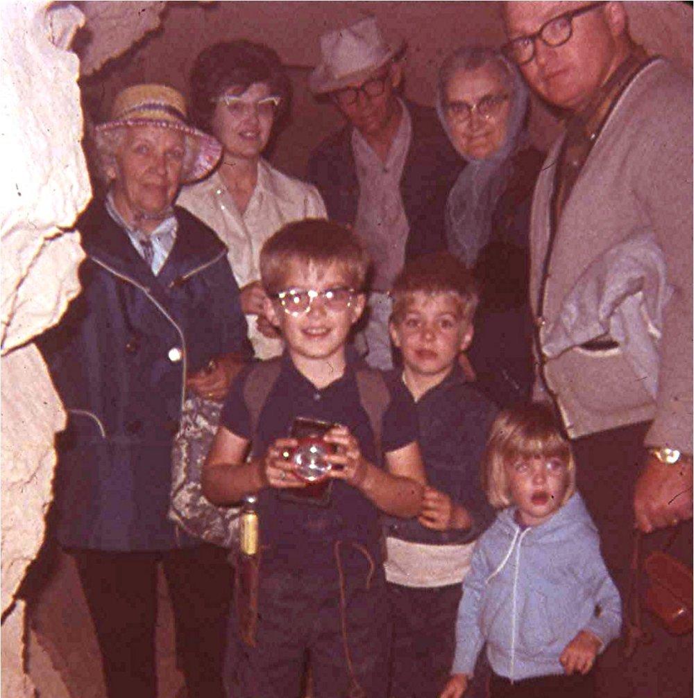 177-1968, Burtons with the Millers, Rob Roy Mine, AZ.jpg