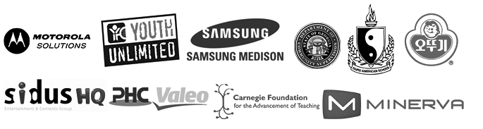 Collavate customer logos