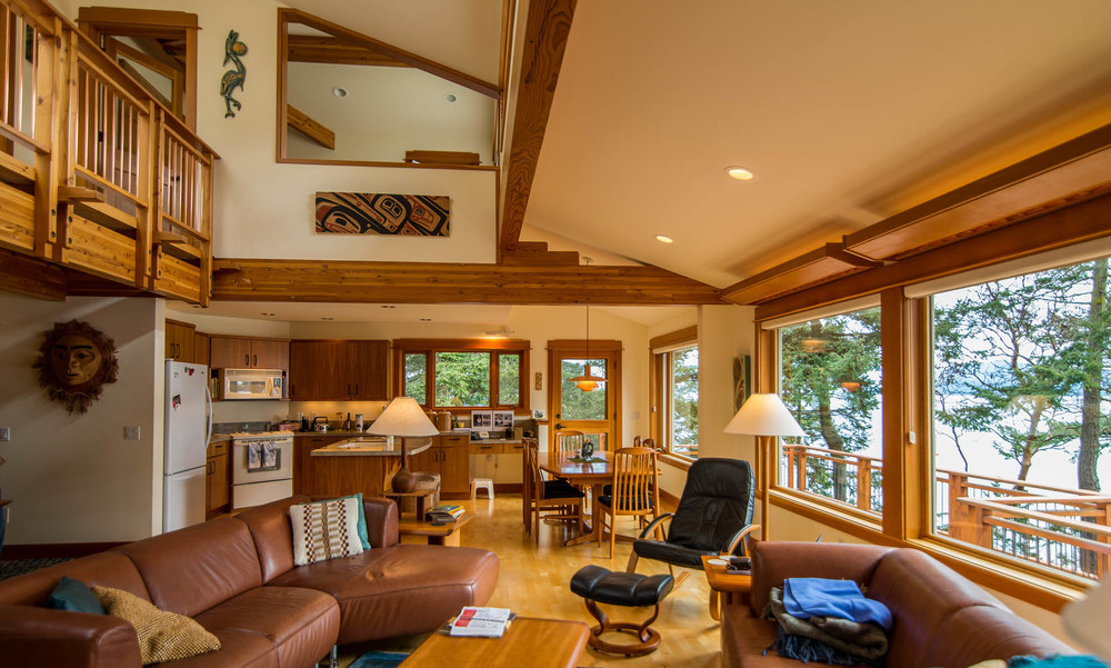 Friday Harbor, San Juan Island - San Juan Drive Custom Home