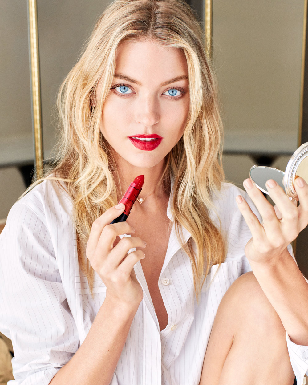 Copy of Martha Hunt for Revlon x ELLE