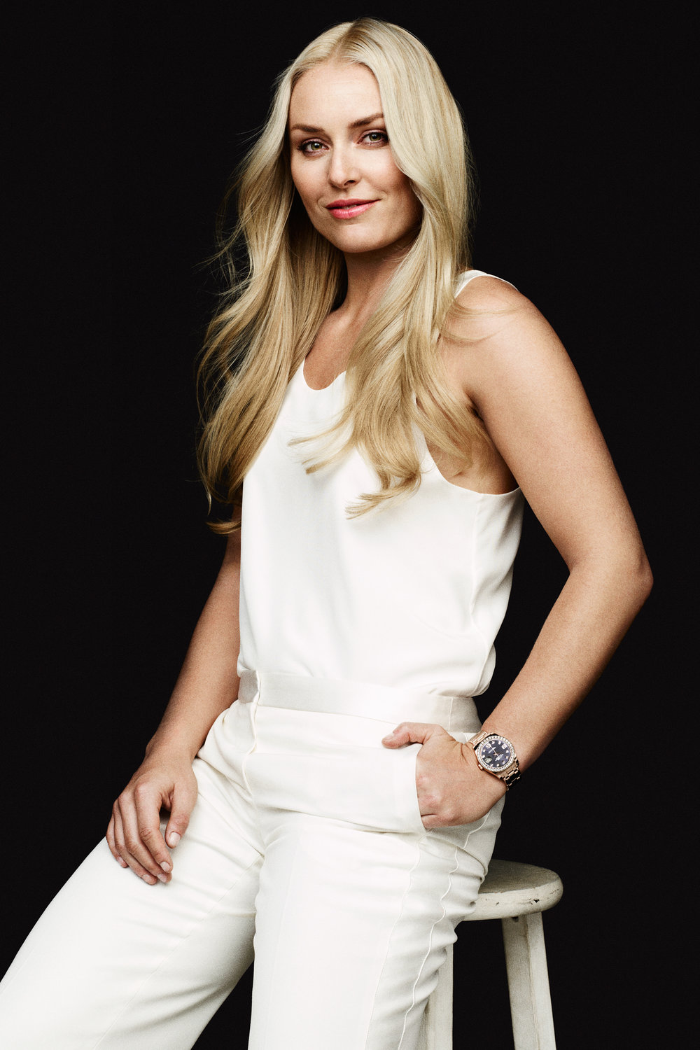 Copy of Lindsey Vonn for Rolex x ELLE