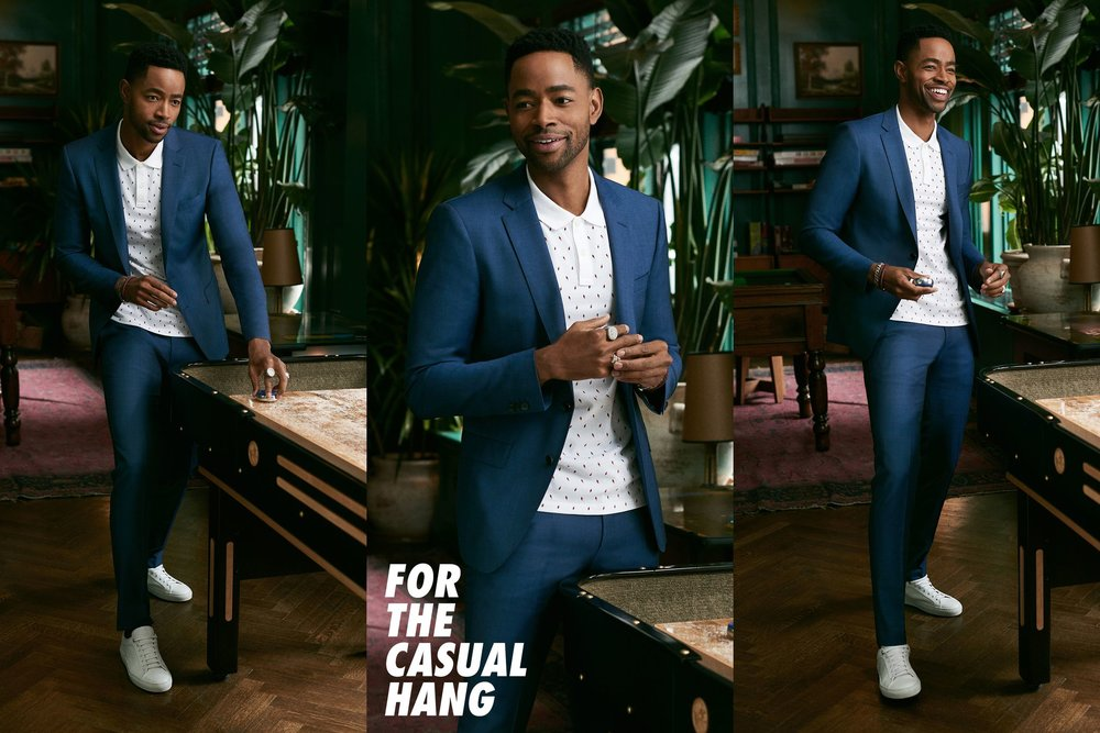 JAY ELLIS for HUGO BOSS x ESQUIRE