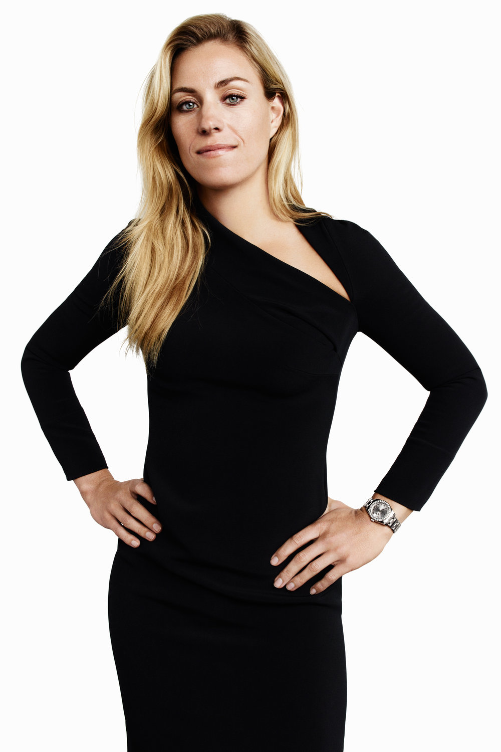 ANGELIQUE KERBER for ROLEX x ELLE