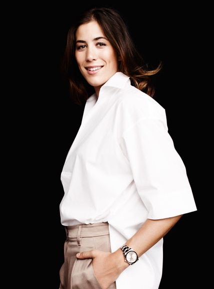 Garbiñe Muguruza for ROLEX x ELLE
