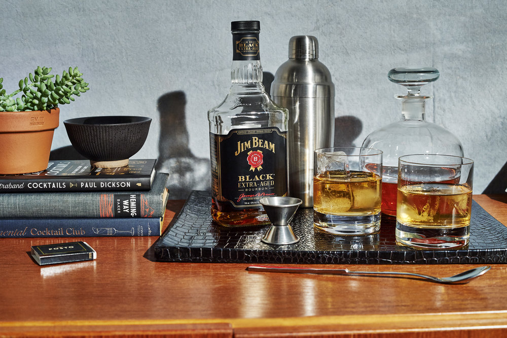 JIM BEAM x ESQUIRE
