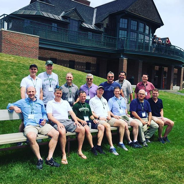 Reunion weekend part 2: Welcome home class of '88 🏉🌲