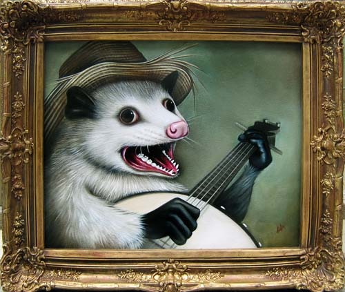 Playing 'Possum