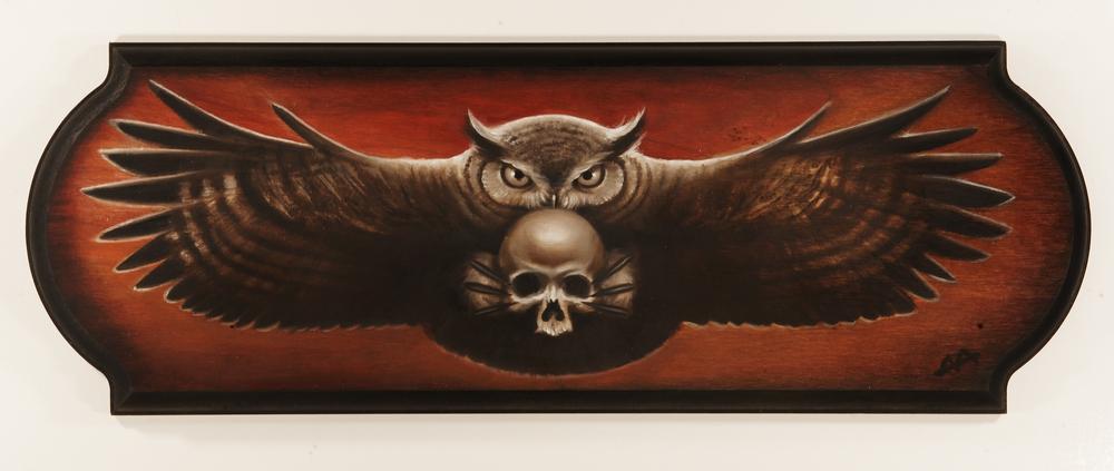 Gloomy the Owl