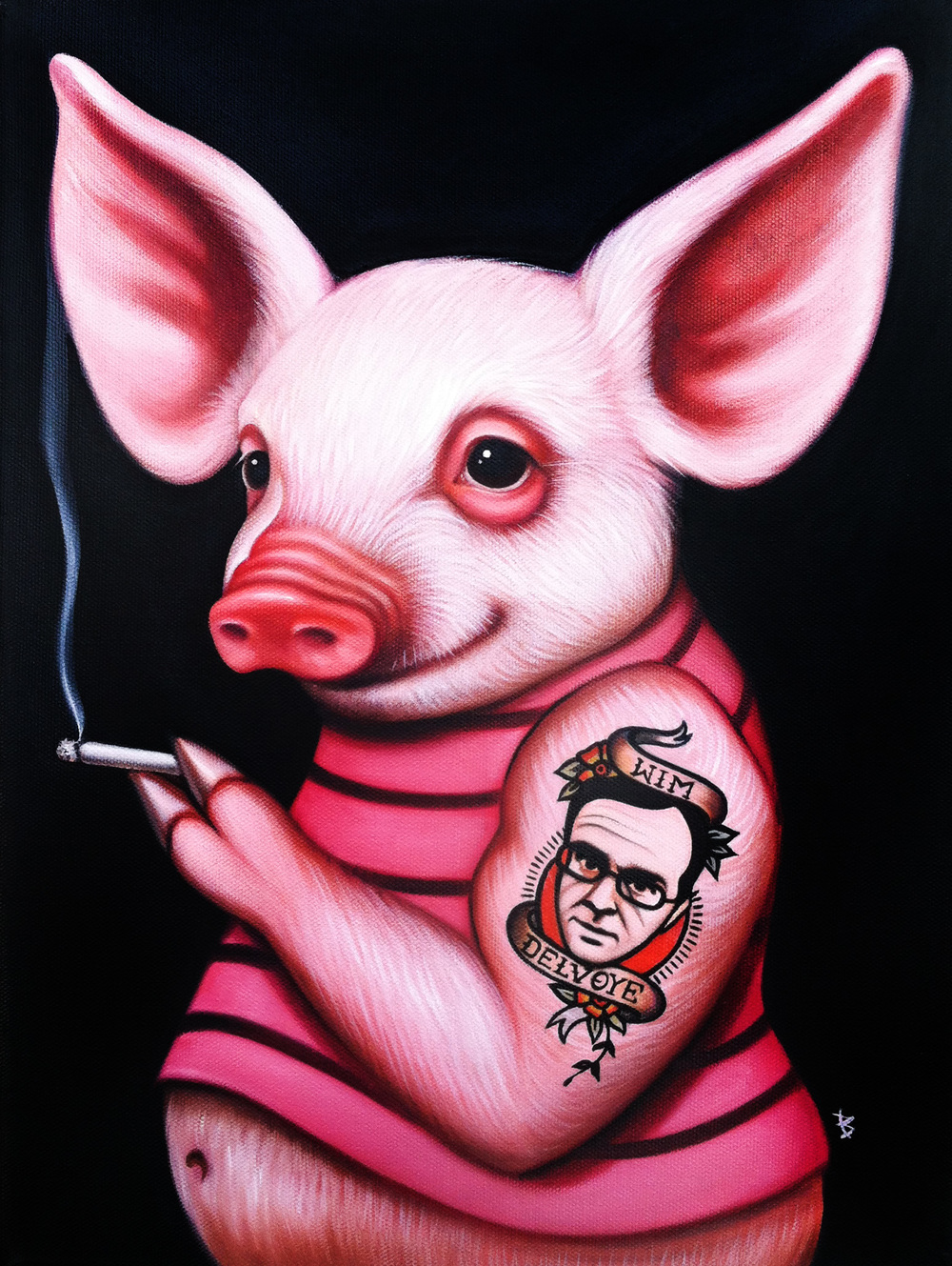 Piglet: All Growns Up