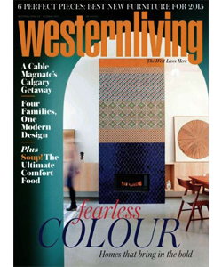 Western Living - October 2014