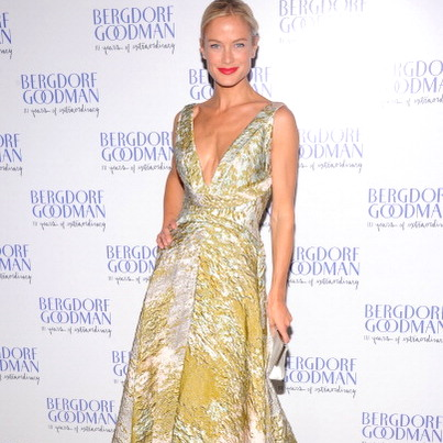 Bergdorf Goodman 111th Anniversary Party - New York City - Sachin Bhola