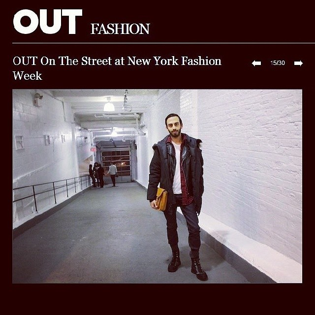 Sachin Bhola - OUT - New York Fashion Week