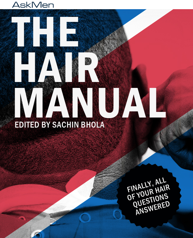 The Hair Manual - Sachin Bhola