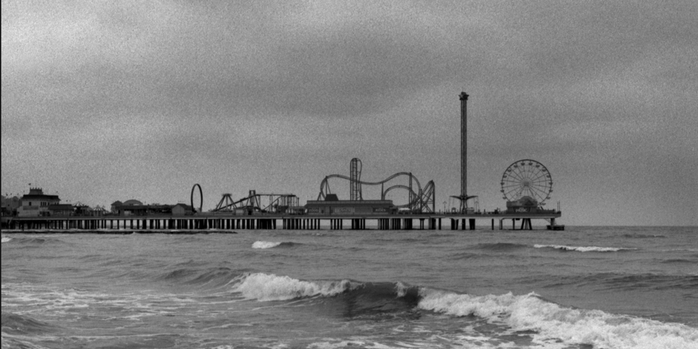 Amusement Park, Galveston, Texas