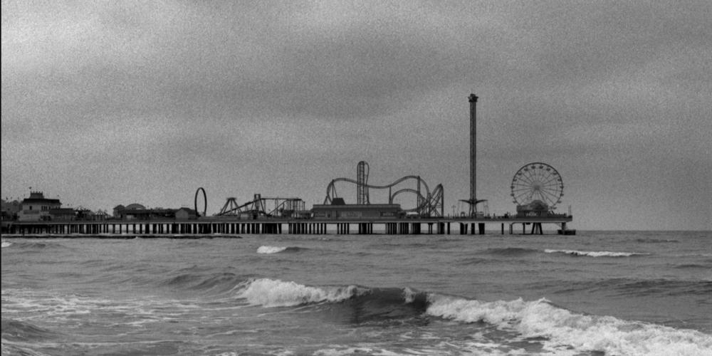 Amusement Park, Galveston, Texas
