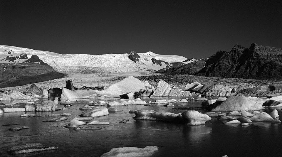 Fjallsjökull Lagoon, Iceland