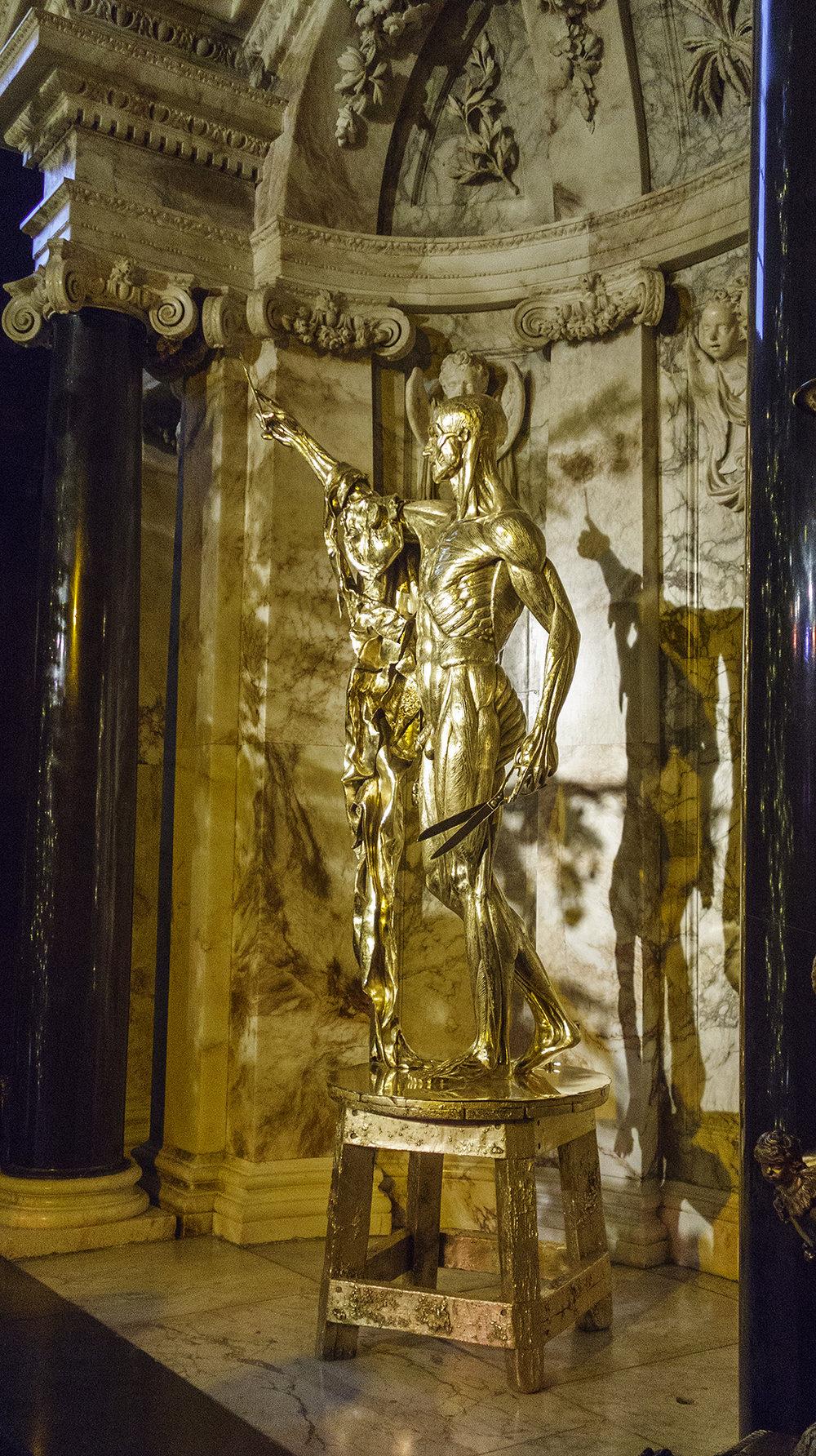 Chapel Statuary