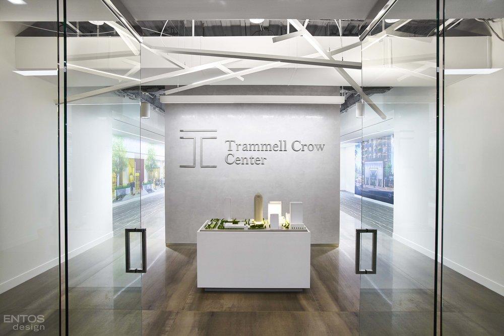 TRAMMELL CROW CENTER