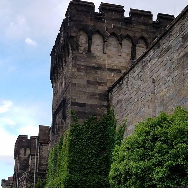 Eastern State Penitentiary Philadelphia pa  #steampunkworks #prison #hauntedprisons #hauntedhouse #haunted #ghosts #easternstatepenitentiary #castle #gothic #philadelphia