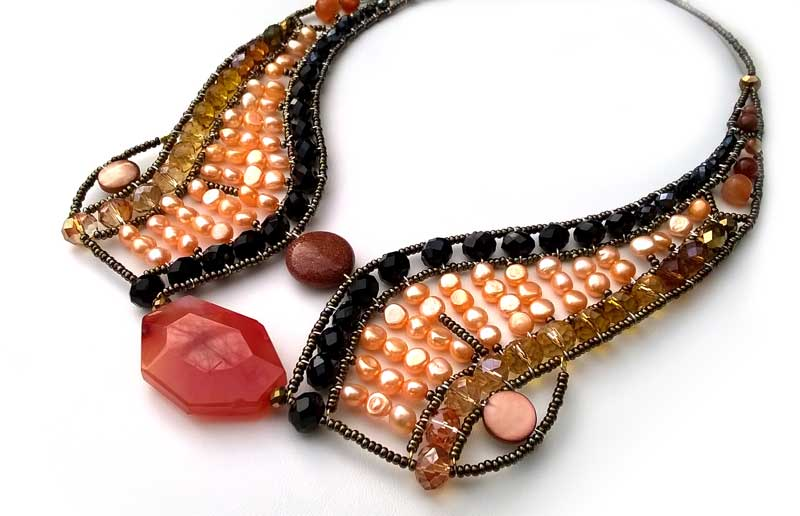 Angel Wings Carnelian