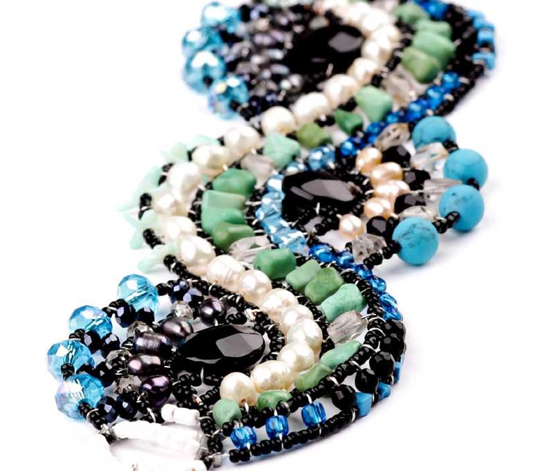 Medusa Anaconda - bracelet