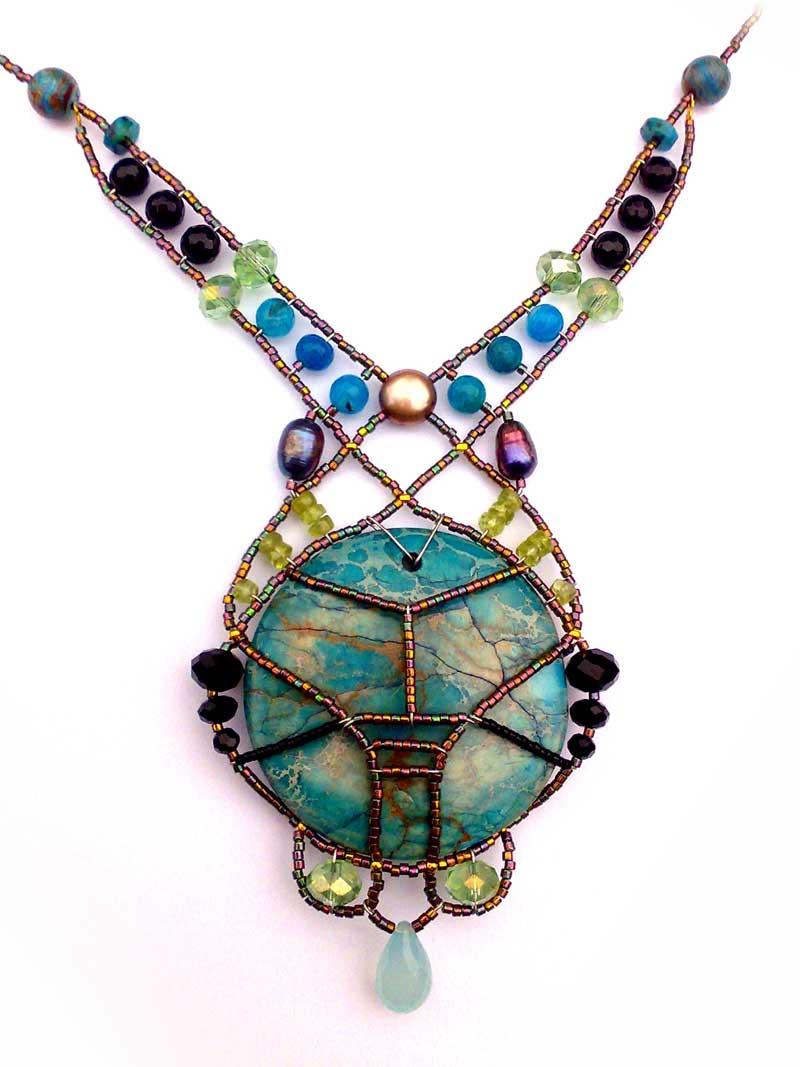 Osiris Turquoise & Peridot
