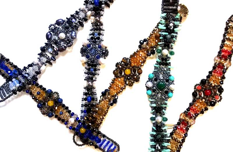 Sheherezade bracelets
