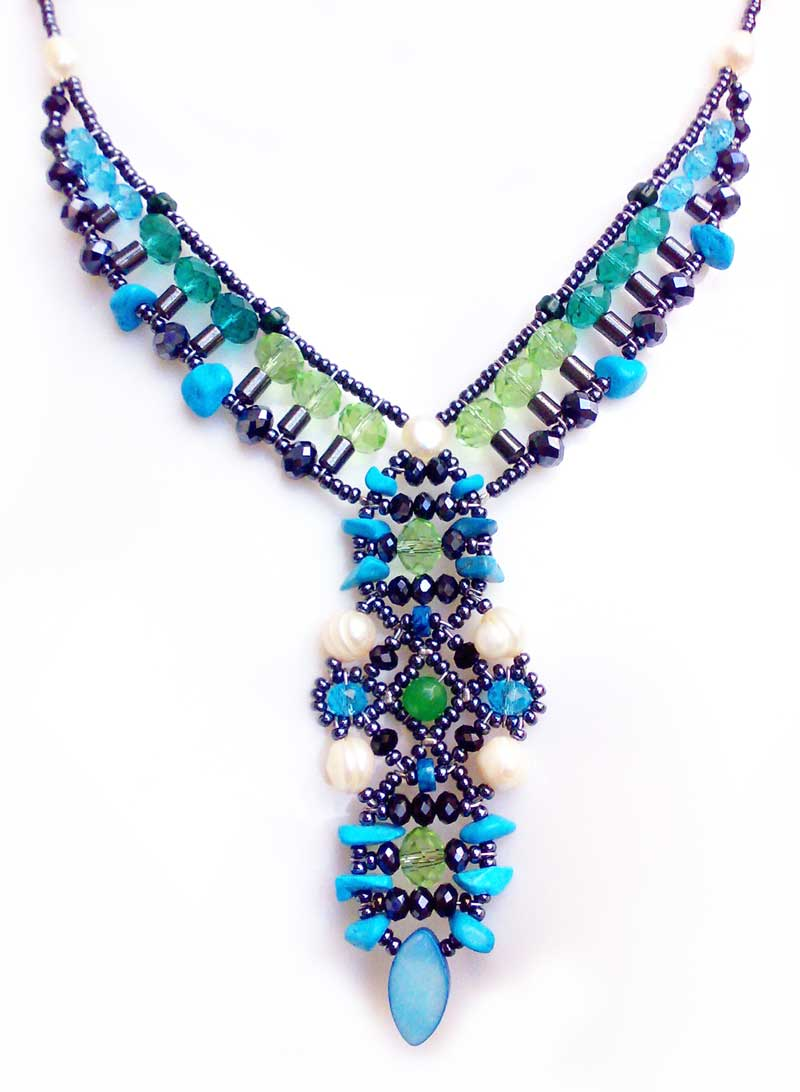 Sheherezade Emerald & Turquoise