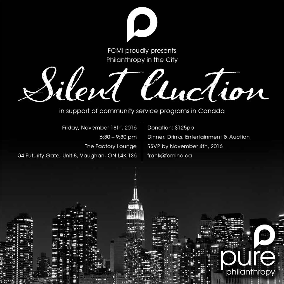 Pure Philanthropy Gala