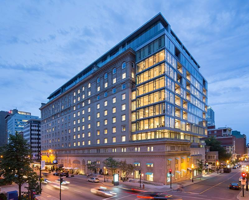 AS QUEBEC'S ONLY AAA FIVE DIAMOND HOTEL, THE RITZ-CARLTON MONTREAL IS THE PERFECT DESTINATION FOR LUXURIOUS STAYS IN DOWNTOWN MONTREAL.  Since 1912, The Ritz-Carlton Montreal welcomes you to experience the most elegant address in the city..