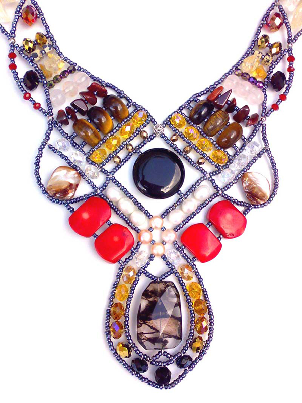 Andromeda-Coral-Mediterranean style statement necklace.jpg