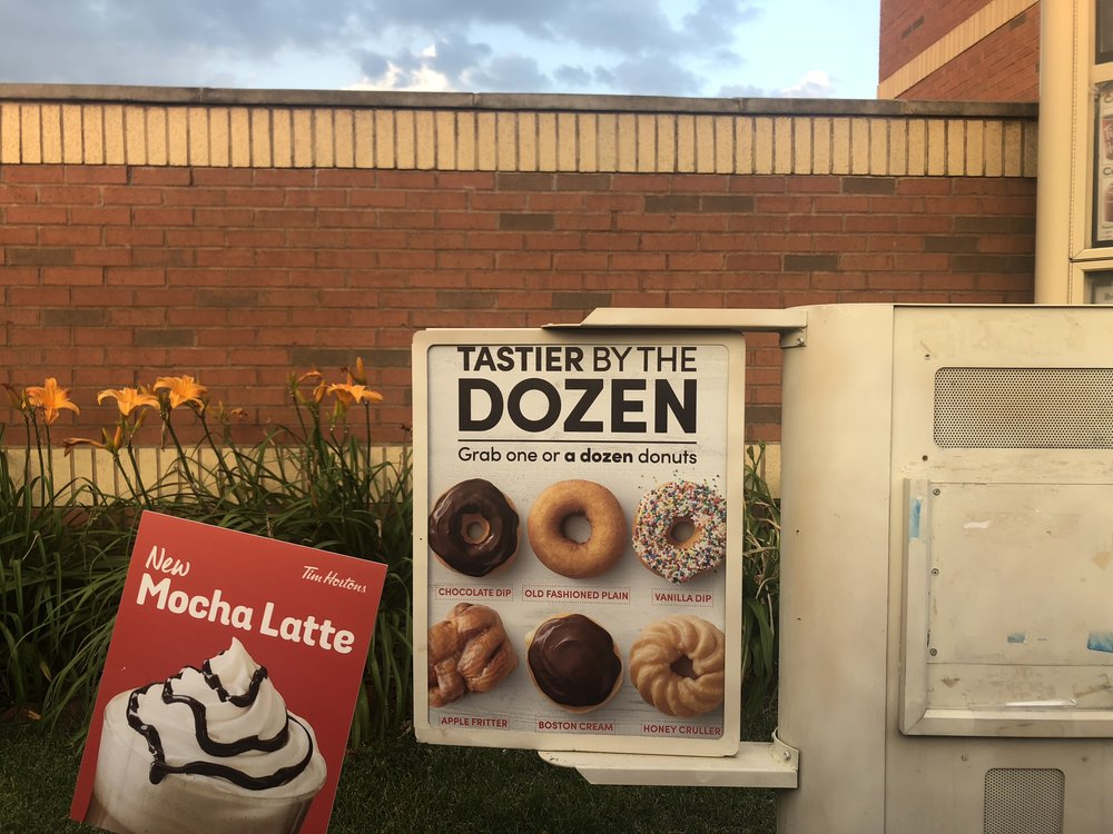 Tim Horton's_Tastier By the Dozen_Johnny Michael