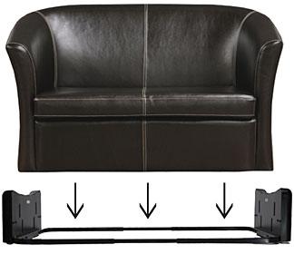 Dbox love seat