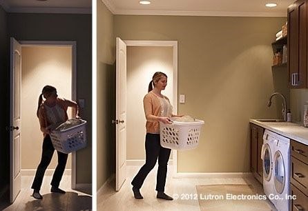 Lutron Occupancy Vacancy Ambient Light Sensors Initiative Convenient