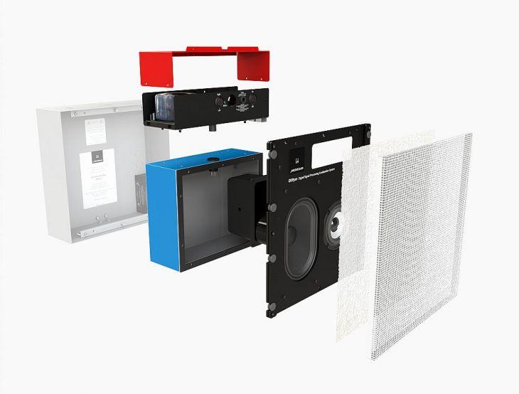 DSP320: Ceiling/In-Wall Loudspeaker