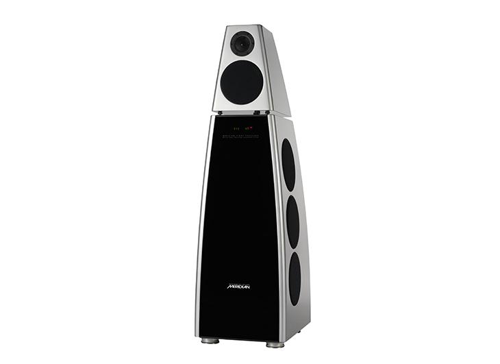 DSP8000: Digital Active Loudspeaker