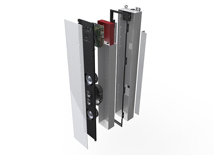 DSP640 In-Wall Loudspeaker