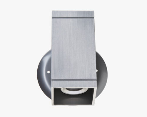 454 Square Bidirectional Sconce