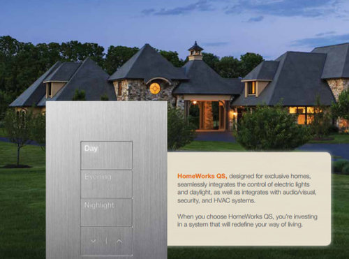 Lutron Control Systems — Home Technology Experts: Residential ...