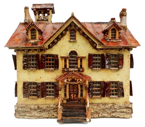 President Martin Van Buren's Home in Kinderhook, NY